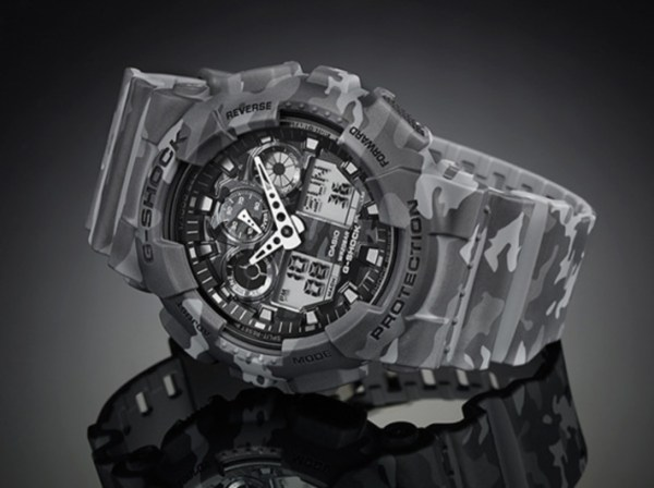 b2a5d760eb110 20+ G Shock Ga 100 Camouflage Pictures and Ideas on Meta Networks