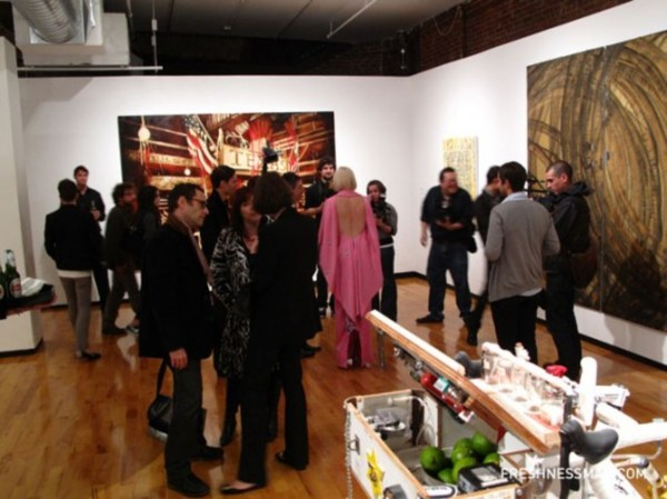 Nike X Livestrong - Stages Global Art Exhibition Nyc Opening Event Recap Freshness Mag
