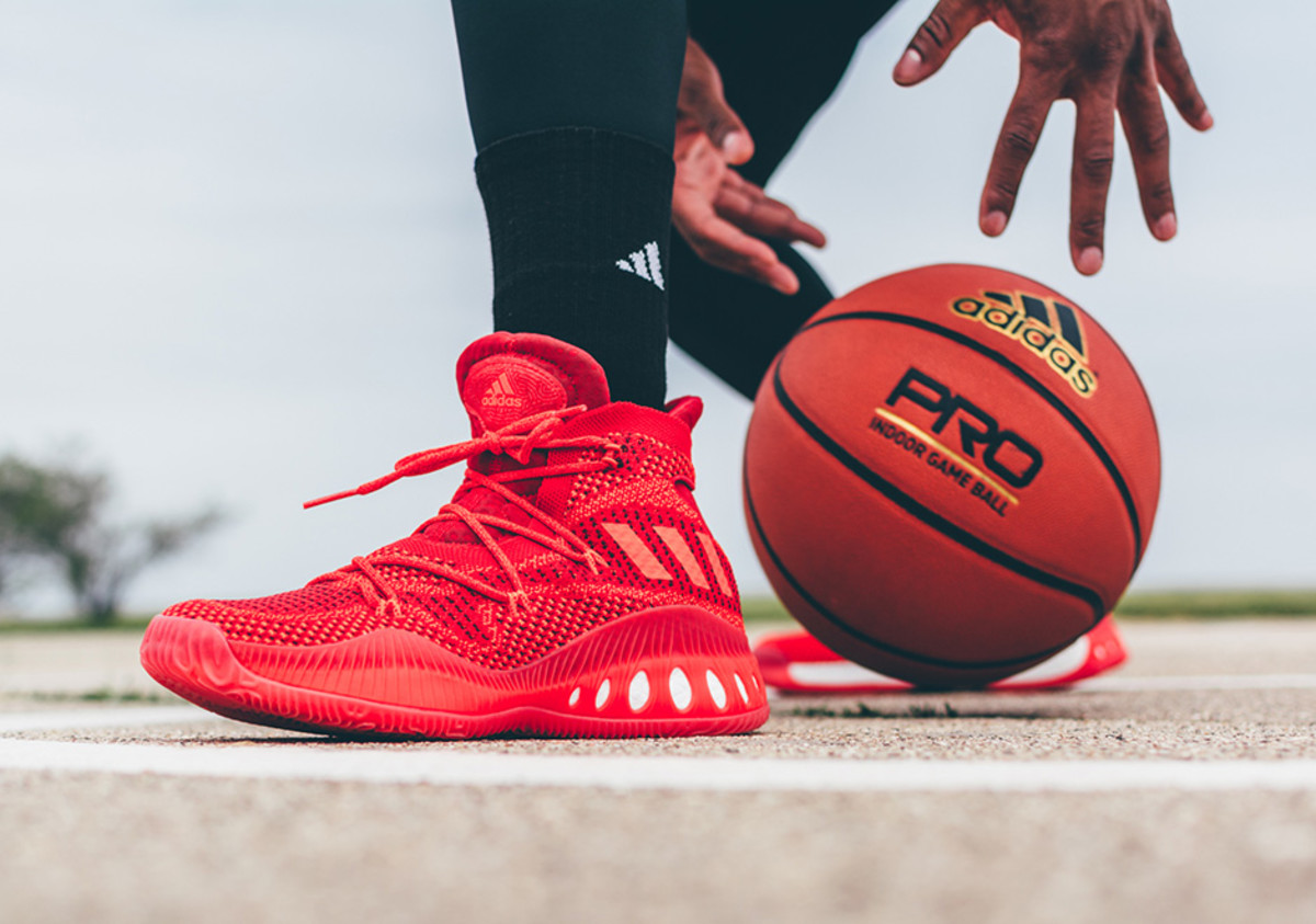 adidas Basketball Unveils the Crazy Explosive  Freshness Mag