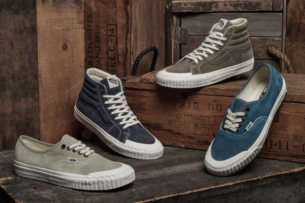 Vans Sk8- Reissue 138 And Authentic