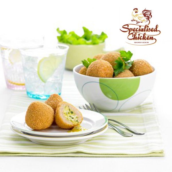 Deep Frozen Food Products Healthy