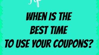 coupons, coupon tips