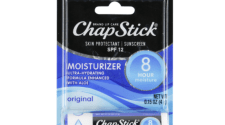 Meijer mPerk offer: Chapstick Moisturizer Lip Balm .80 cents