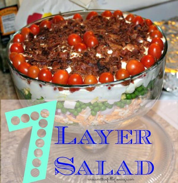 7 layer salad 22