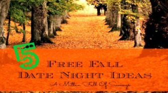 Free Fall Date Night Ideas