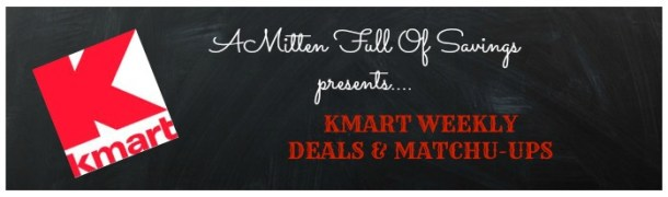 KMART WEEKLY DEALS