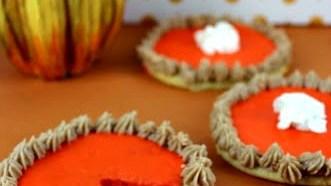 ! Recipe: Pumpkin Pie Sugar Cookies