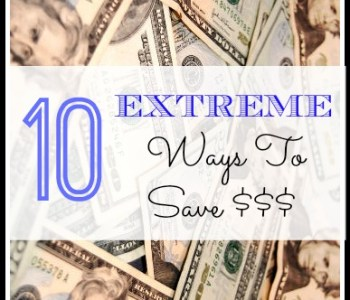 money save ways, ways to save money