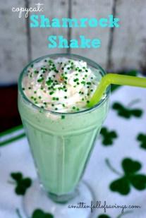 shamrock shake mcdonalds,