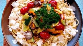 easy recipes, salad recipes, summer recipes