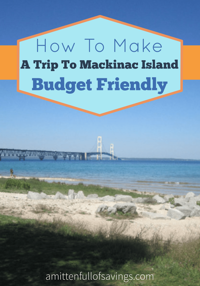 Go to Mackinac Island on a budget with these free/cheap things to do!