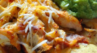 Grilled Chicken Tostadas Easy Recipe