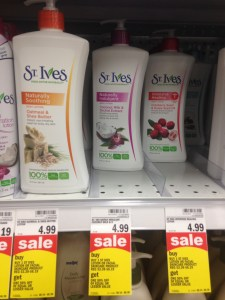 meijers deal on ivy lotion