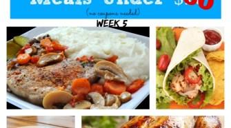 meijer meal planning week 5 gluten free meals under 60 bucks