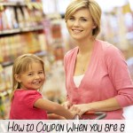 Sometimes you can just be too busy to coupon, but it's important to still save money in every way possible. There's a few tips and tricks on how you can still coupon as a busy Mom. Read How to Coupon When You Are a Working Mom