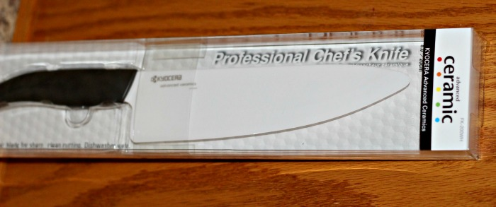 professionals chefs knife kyocera