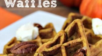 pumpkin recipes, waffle recipes, easy breakfast recipes, easy waffle recipes, easy pumpkin recipes