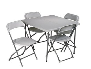 amazon folding table and chairs