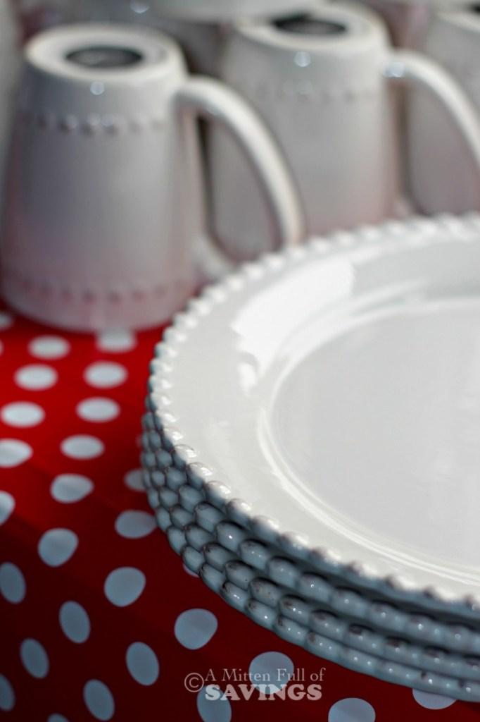 american atelier dinner plates