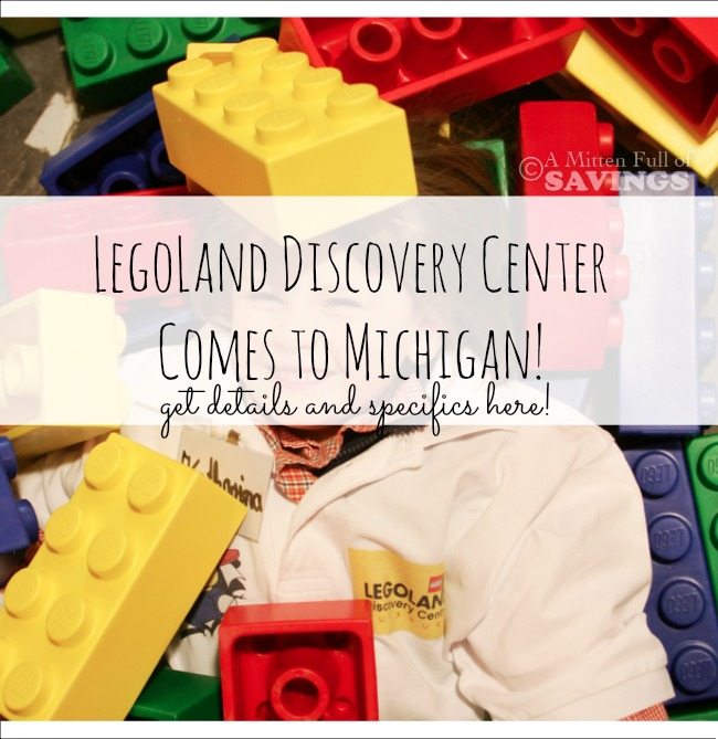 LEGOLAND Discovery Center Comes to Michigan
