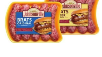 Johnsonville Brats deal