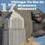 17 Things To Do In Branson Missouri