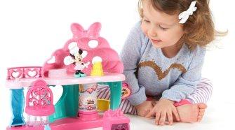 Fisher-Price Disney Minnie Bow-tiful Bake Shop