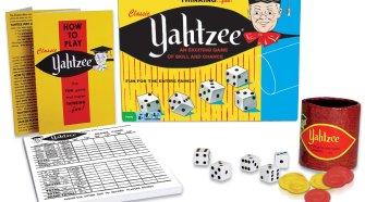 Amazon Deal: Classic Yahtzee Only $7.79 (Reg. $12.99)