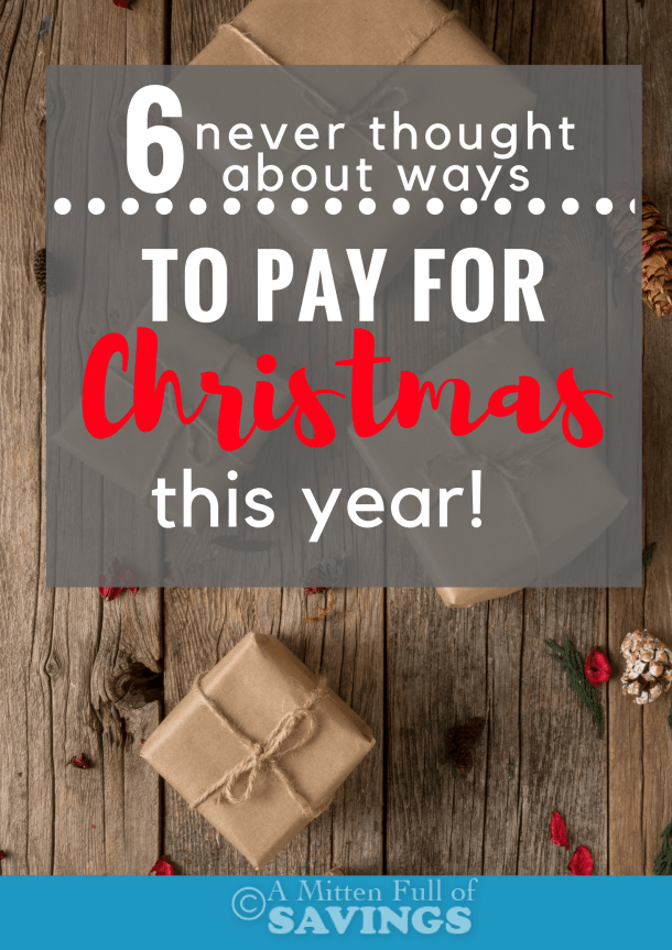 The holidays are fun to celebrate, but all of the costs associated with the season can quickly add up. Even with a budget, you may feel there's no way you can afford Christmas this year. Here are 6 ways you can afford Christmas, even when you're broke!