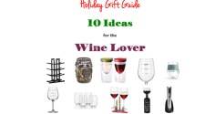 10 Ideas for the Wine Lover
