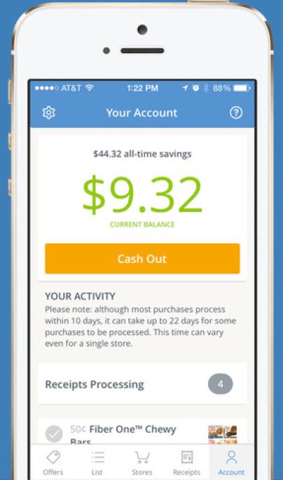 Savingstar Rebate App