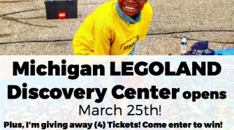 Michigan LEGOLAND Discovery Center