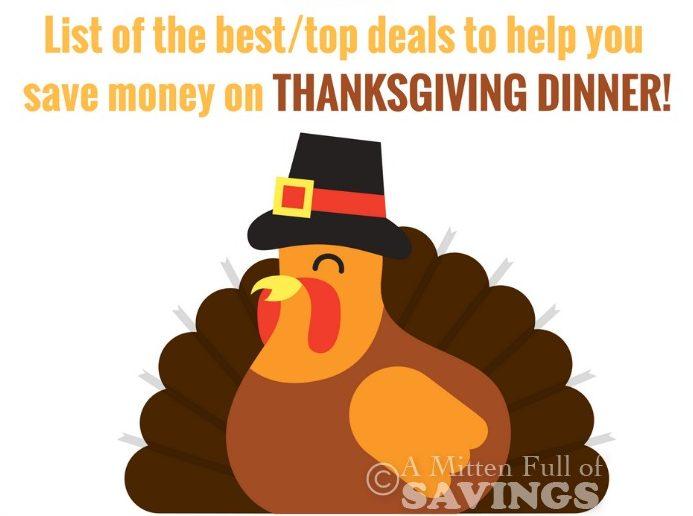 Meijer Thanksgiving Deals