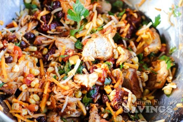 ways to use leftover turkey