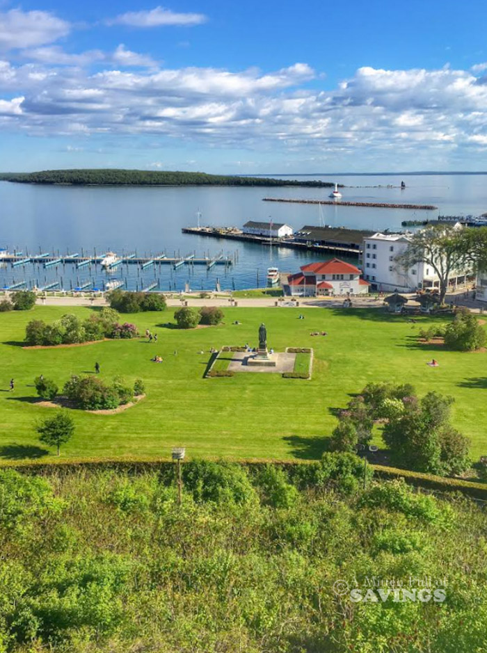 best things for families to do on Mackinac Island