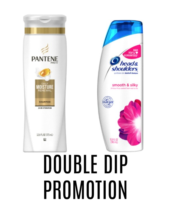 Meijer: Double Stack Pantene + Head & Shoulders Promotion
