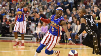 Harlem Globetrotters Coupon for Tickets East Lansing