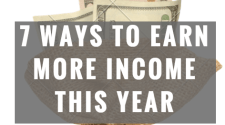 If your main goal in 2018 is to increase your income, now is the time to start planning how you want to do it. Do you plan to get a second job, or would you prefer to do something that allows you to be your own boss? For those that choose the latter, I want to give you 7 Ways To Earn More Income This Year- 2018.
