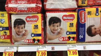 Huggies Double Deal