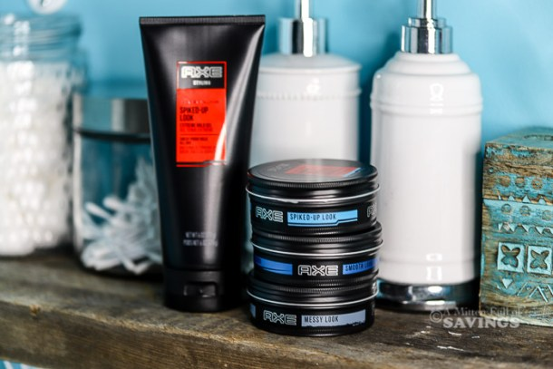 Haircare for Teens   AXE Hair Styling Products Great Deals This Week!