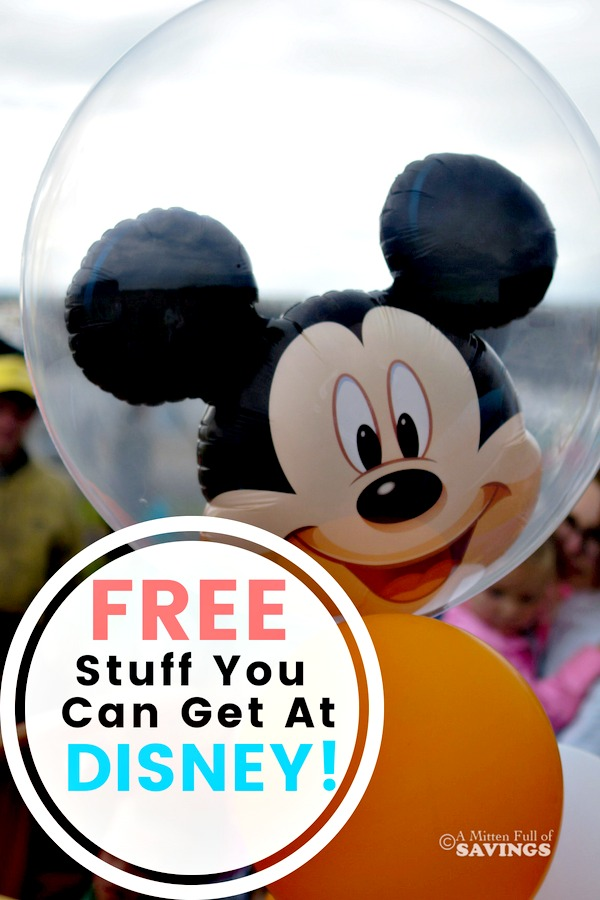 While these things are not a way to save money during your stay, they are a great way to boost your experience with no added charge.  It's my favorite free stuff you can get at Walt Disney World!