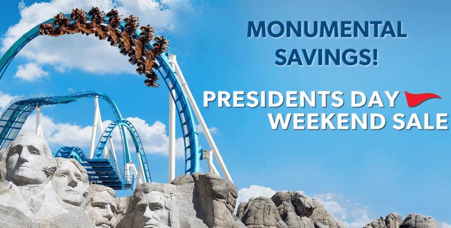 Cedar Point President's Day Sale