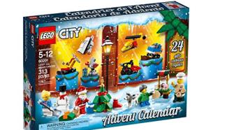 LEGO City Advent Calendar currently $21.97