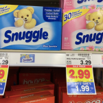Snuggle deal at Kroger MEGA
