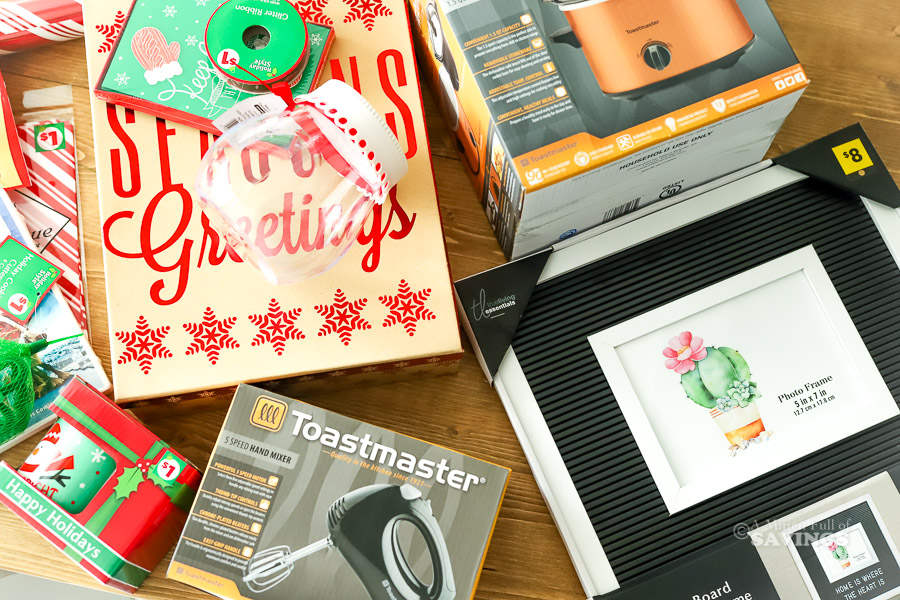 Gift ideas that won't break the bank