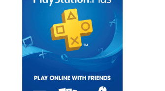 PlayStation Plus 12-month membership $39.99