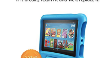 Kindle Fire tablets for kids