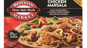 Boston Market Entree deal at Meijer
