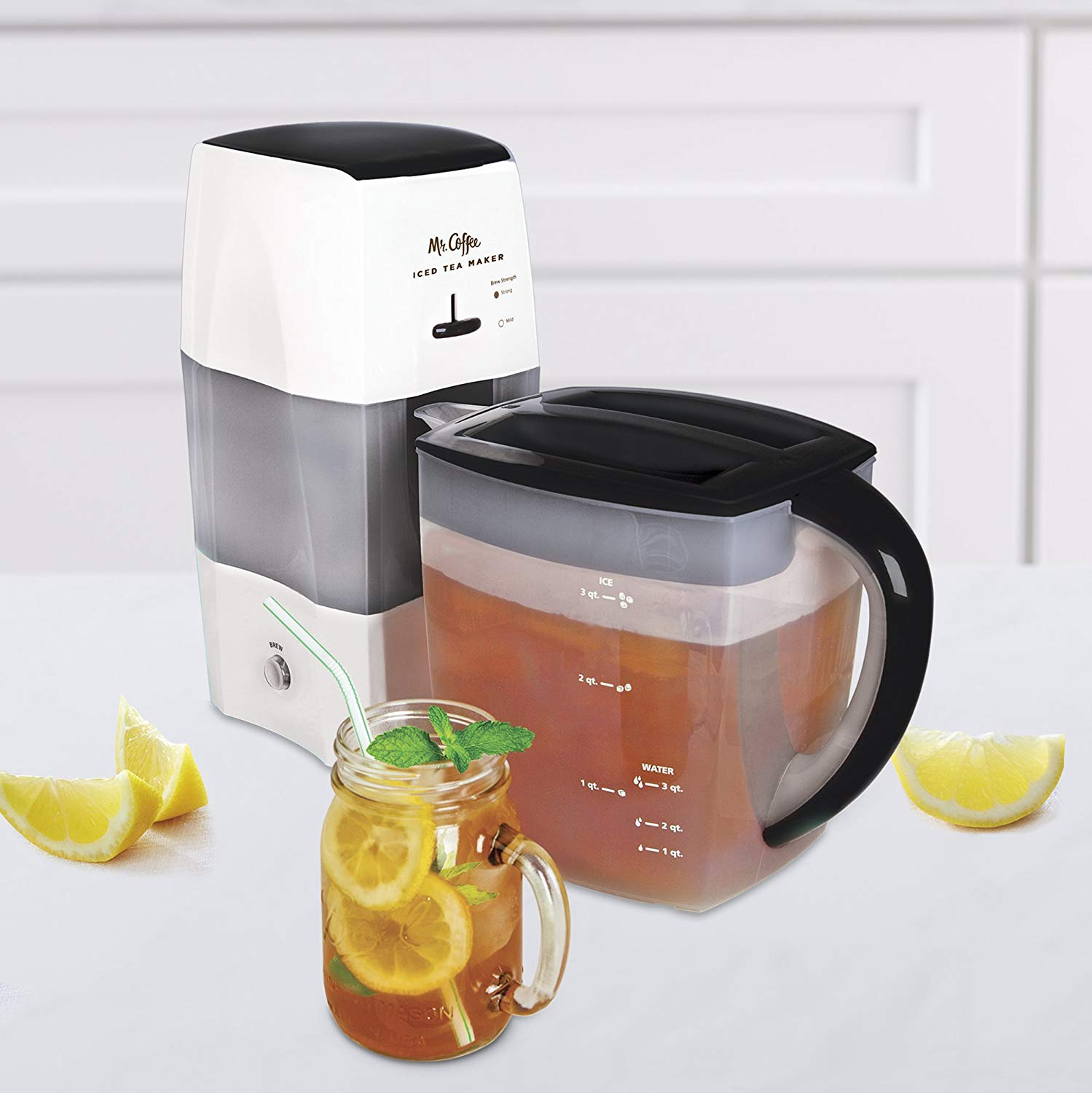 Amazon Deal: Mr. Coffee 3-Quart Fresh Tea Iced Tea Maker ...