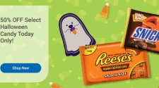 Kroger Flash Sale: 50% off Halloween Candy- Thursday ONLY (9/26)